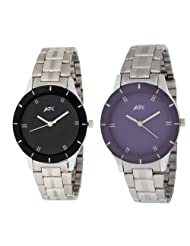 ATC Analog Round Casual Wear Watches For Men Combo-SL-84_SL-86
