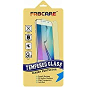 FABCARE Tempered Glass For Gionee Marathon M5 Plus (6.0 INCH) Tempered Glass Screen Guard