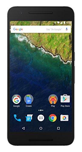 Huawei Nexus™ 6P 32GB 4G Gris - Smartphone (SIM única, Android, NanoSIM, EDGE, GSM, UMTS, WCDMA, LTE) width=