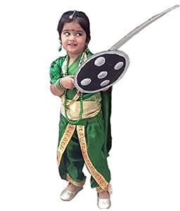 Buy Jhansi Ki Rani (Rani Luxmi Bai Costume) as Manu Fancy