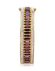 Eclat Brass Gold Plated Bracelet For Women New Fashion Jewelry (1011179GRAM)