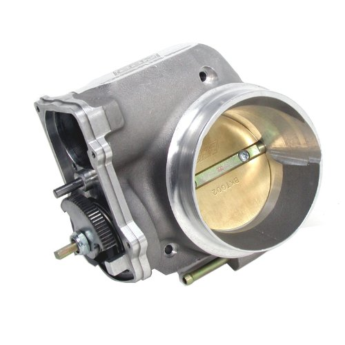 BBK 1757 80mm Throttle Body – High Flow Power Plus Series for GM 4.8, 5.3, 6.0L Truck and Hummer H2