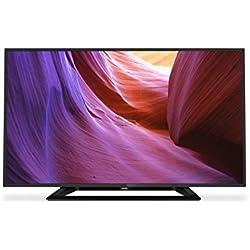 "Philips 4000 series 32PFH4100 32"" Full HD Negro - Televisor (Full HD, A, 4:3, 16:9, 1920 x 1080 (HD 1080), 1080p, Negro)"