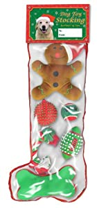 Pet Supplies : Pet Squeak Toys : Kyjen Holiday Multi-Pack