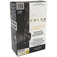 Aequo Color 1N Caviar Black Organic Hair Colour Kit - 160ml