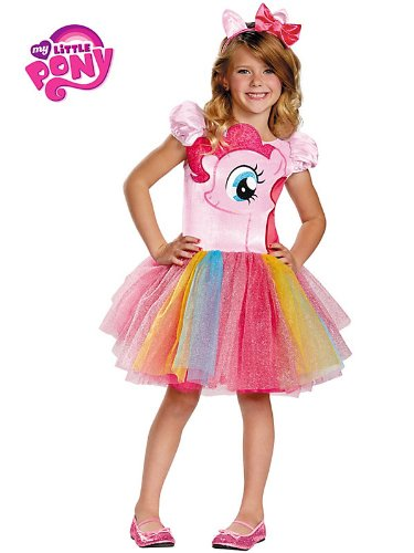 My Lil' Pony Pinkie Pie Tutu Costume