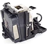 AN-F212LP Sharp Projector Lamp Replacement. Projector Lamp Assembly With High Quality Genuine Original Phoenix Bulb Inside.