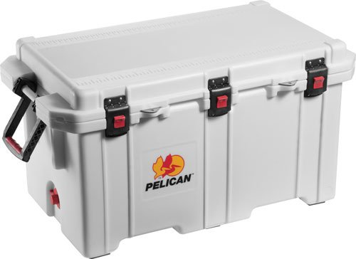 BIG Pelican Elite Cooler 150 Quart - Wht