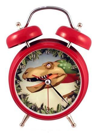 Tyrannosaurus Rex Dinosaur Talking Alarm Clock