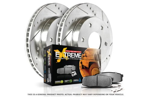 Power Stop K1524-36 Z36 Severe-Duty Truck And Tow 1-Click Brake Kit