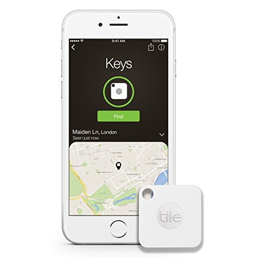 Mate Tile Key Finder, Phone Finder, 4-Sarcina