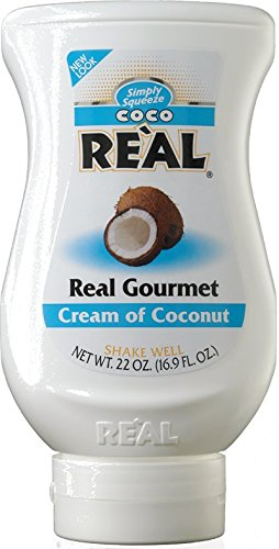 what is Cream of coconut