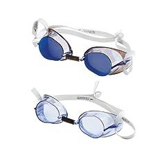Speedo Swedish Goggle 2-Pack Blue/Multi