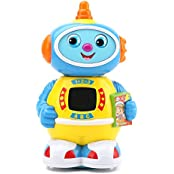 Happytime Early Learing Working Robot Music Light Gift For 12M Kids