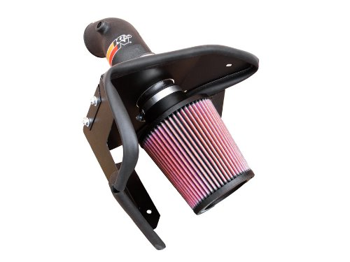 K&N 57-1002 FIPK Performance Air Intake System