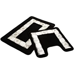 black and white bathroom rug set bathroom set black and white decor 25112