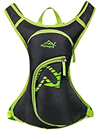 Segolike Water-resistant Bicycle Cycling Backpack Outdoor Sports Travel Camping Running Hiking Hydration Rucksack...