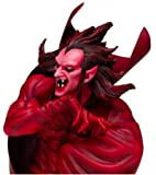 Marvel ( Marble ) Universe: Mephisto Bust Figure Toy doll ( parallel imports )