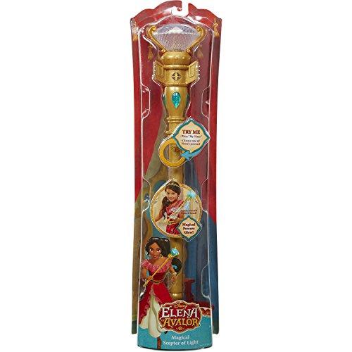 Elena of Avalor Girls Disney's Magical Scepter of Light Toy