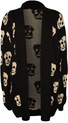 How to buy the best skull sweaters for women plus size?