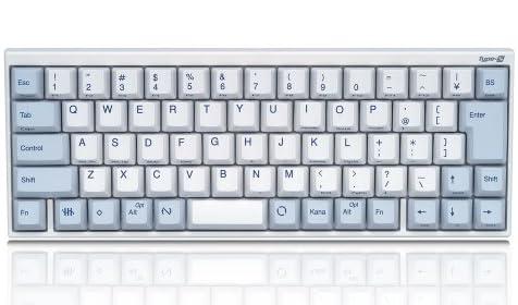 PFU Happy Hacking Keyboard Professional JP Type-S白(日本語配列)