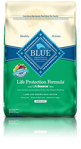 Blue Buffalo Life Protection Adult Lamb and Brown Rice Recip