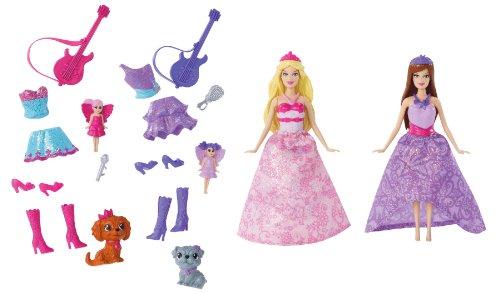 mattel barbie princessthe popstar