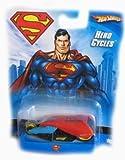 Hotwheels Hero Thunder Cycles Superman Car