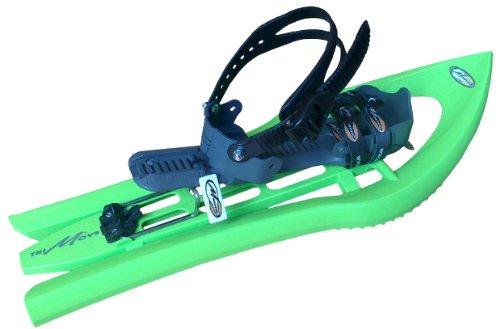 MORPHO Erwachsene Schneeschuhe Trimov'alp Light Schneeschuhe mit Fußgelenk-Schnalle (Snowboard Type) ohne Polstereinlage