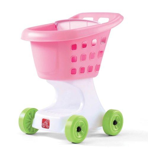 Step2  Little Helper's Shopping Cart-Pink