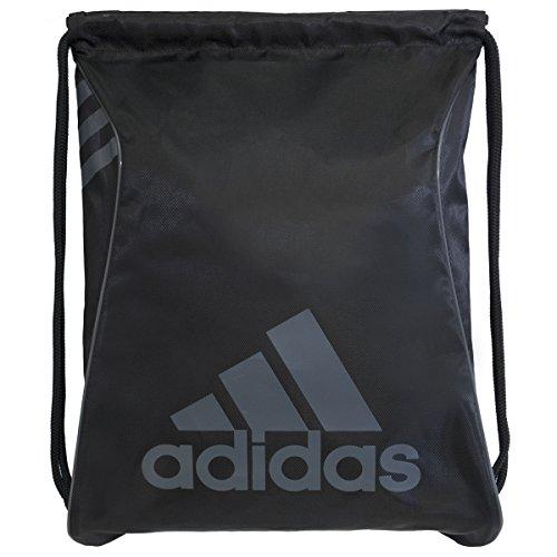 adidas Burst Sackpack- Black/Solar Pink/Glow Orange/Solar Blue/Solar Green, XS (Shoe Size 9C-1Y)