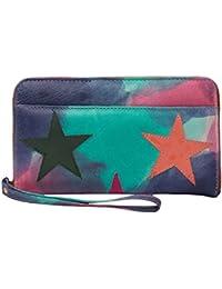 Risa Women's Wallet (Multi-Coloured, RSAW1626_Rainbow)
