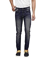 Poly Cotton Lycra Slim Fit Stretchable MENS MADDOCK By Uber Urban