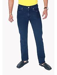 DAD Authentic Denim Stretchable Jeans For Men (Dad-430-Killer Blue)