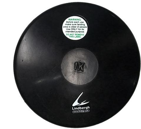 リンドバーグ ゴム円盤 2kg (検定なし)