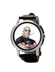 PosterGuy Rock Dwayne Johnson Men's Wrist Watches