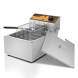 Amazon.com: FoodKing Deep Fryer Electric Fryer Commercial