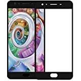 Oppo F3 Tempered Glass, [Color Glass] [Edge To Edge Crash Protection] Curved [Scratch Proof] [Bubble Free] Full...