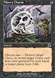 Magic: the Gathering - Misery Charm - Onslaught - Foil