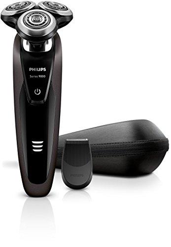 Philips 9000 S9031/12 - Afeitadora eléctrica, uso en seco y húmedo, color...
