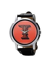 PosterGuy Alphabet Y Typography Men's Wrist Watches