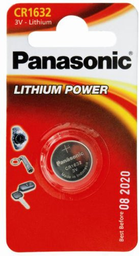 Best Kitchen Scale 2020 Best Offer Panasonic CR1632 Coin Battery   Top Kitchen Scales