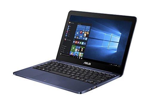ASUS ノートパソコン EeeBook X205TA-DBLUE10 Windows10/11.6インチワイド/ダークブルー