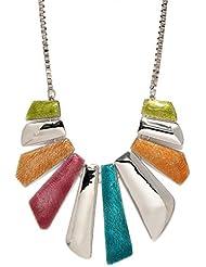 Blissdrizzle Multicoloured Necklace
