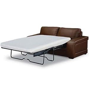 Innerspace Sofa Sleeper Mattress Replacement 60 X 72 X 4 5 inch High Density Polyurethane Foam