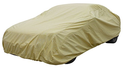 Leader Accessories 5 Layer Extreme Soft Waterproof Sedan Car Cover