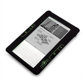 OCTO Splash Proof Case for Amazon Kindle 2 - Black