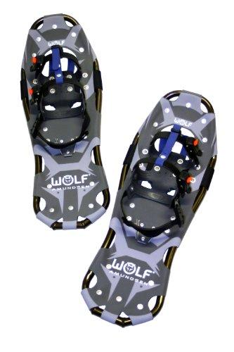 WOLF AMUNDSEN 25 Sport- Lauf- u. Alpin- Schneeschuh, 23x63cm, bis 85kg, PRODUKTNEUHEIT