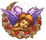 Angel Hearts Temporaray Tattoo