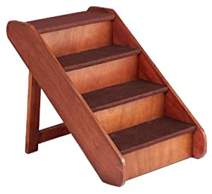 Amazon.com : Solvit PupSTEP Wood Pet Stairs, Extra Large